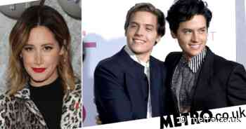 Ashley Tisdale rips Dylan and Cole Sprouse over epic noughties throwback - Metro.co.uk