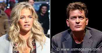 Charlie Sheen and Denise Richards' Ups and Downs Through the Years - Us Weekly