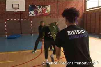 VIDEO. Grande-Synthe : le double dutch, un sport de corde à sauter qui allie l'art, la technique et le physiqu - France 3 Régions