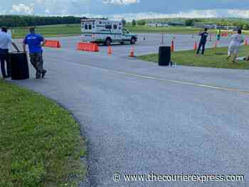 EMS training courses held at St. Marys Municipal Airport - The Courier-Express