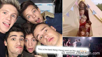 One Direction Fan Creates 'New Tour Intro' Amid 10-Year Anniversary Reunion Rumours - Capital