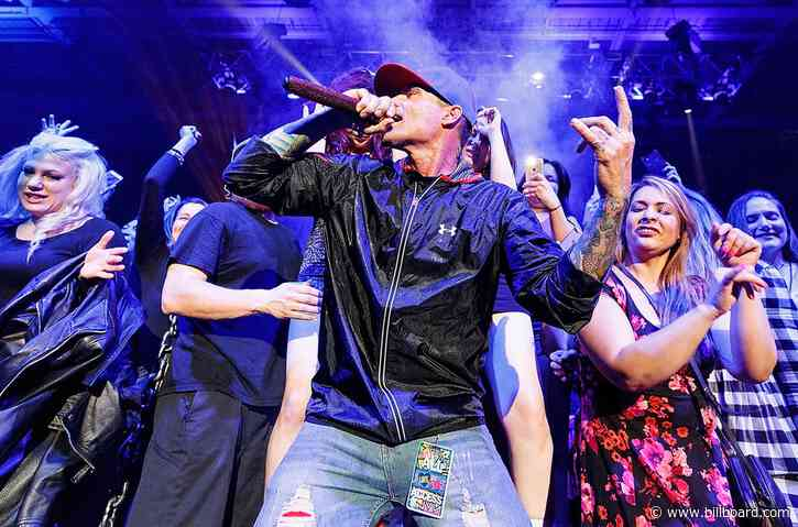 Vanilla Ice Cancels Texas Concert Due to COVID-19 Surge