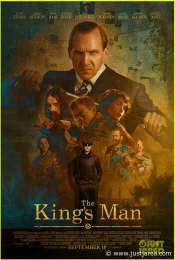 Ralph Fiennes Becomes 'The King's Man' in New Action-Packed Trailer - Watch Now! | disney releases new trailer for the kings man 01 - Photo - Just Jared