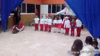Disfrutan festival 90 menores en guardería en San Quintin - El Vigia.net
