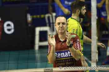 Horácio Dileo renova com Vôlei Campinas para quinta temporada e ganha reforço na comissão - globoesporte.com