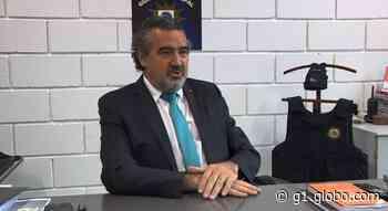 Secretário de Segurança de Campinas é internado para tratar Covid-19 em hospital da capital - G1