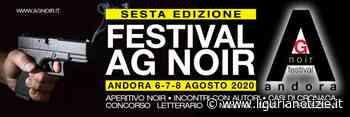 Il Festival AG Noir di Andora giunge alla VI edizione - Liguria Notizie