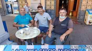 Calcio: colpo dell'Andora, preso Luca Arrigo - IVG.it