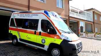 Operaio ferito ad Andora, incastrato con la gamba in un compattatore - IVG.it
