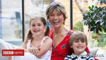 Coronavirus: Kate Silverton on her fear for children's mental health