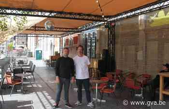 """'t Hemelrijk wordt voor even Terras Celeste: """"We kunnen zelfs kleine evenementen organiseren"""" - Gazet van Antwerpen"""