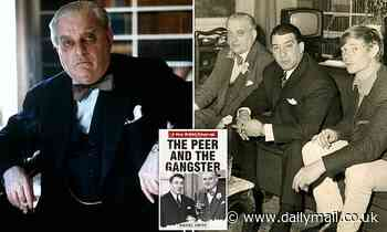 Lord Boothby had an affair with Macmillan's wife - all the while protected by an Establishment
