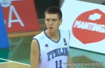 Serie B: Alessandro Vigori primo innesto del roster DGM Campoformido - Basket World Life