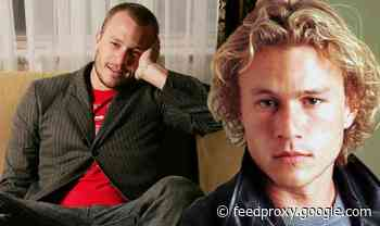 Heath Ledger: Director KNEW the actor would be a 'massive star' when they first met
