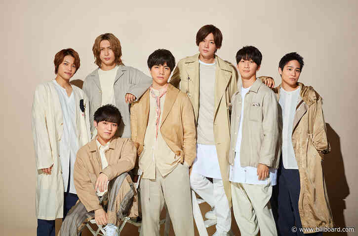 Johnny's WEST Bows at No. 1 on Japan Hot 100 as Karaoke Returns After 3-Month Hiatus