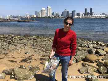 Nicole Tallent - Emerald Keeper of the Month - Coronado Times Newspaper