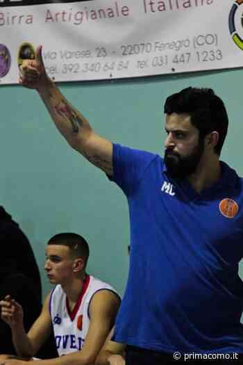 Basket mercato, il comasco Manuel Cilio nuovo assistente a Olginate in serie B - Prima Como