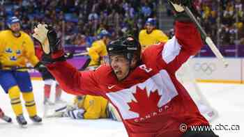 The NHL isn't back in the Olympics just yet