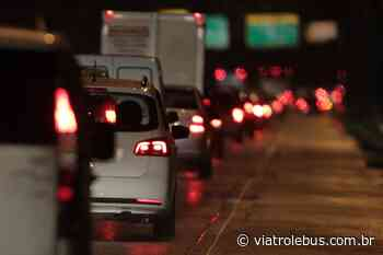 Acidente provoca lentidão na Rodovia dos Bandeirantes em Campinas nesta quinta-feira (2) - Via Trolebus