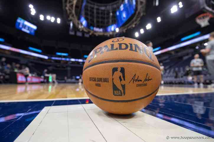 NBA Expected To OK Chicago Mini-Camps, Games For Bottom Eight Teams