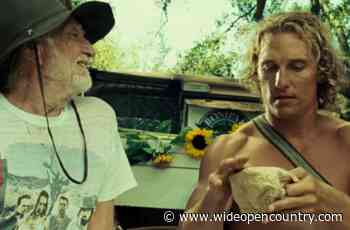 Flashback: Willie Nelson, Matthew McConaughey Team Up in 'Surfer, Dude' - Wide Open Country