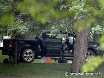 Armed man arrested on grounds of Rideau Hall is a member of the Canadian Armed Forces