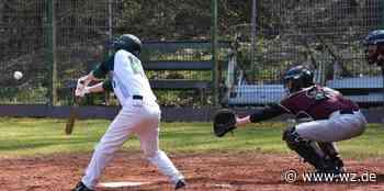 Baseball: Wuppertal Stingrays starten Mitte Juli in die 2.-Liga-Saison - Westdeutsche Zeitung