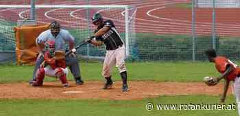 Schwaz Tigers wollen in die Baseball-Bundesliga - ROFAN-KURIER