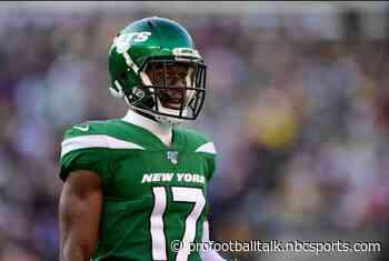 """Jets receiver Vyncint Smith predicts """"a big year"""""""