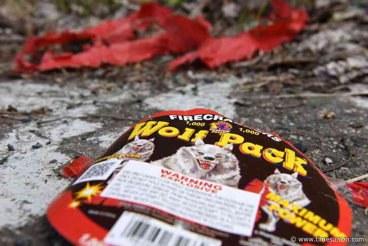 Schenectady citing some for fireworks violations