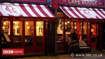 Café Rouge and Bella Italia owner falls into administration