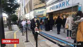 Primark presses ahead with new store openings
