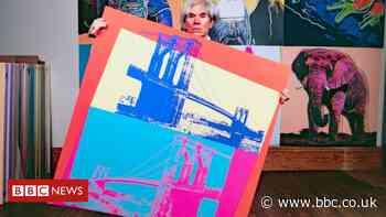 US targets Monet and Warhol artworks in 1MDB case