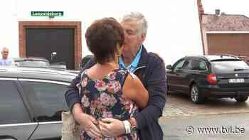 Tonny uit Leopoldsburg weer thuis na honderd dagen in het ziekenhuis - TV Limburg