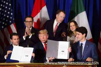 Lighthizer celebrates USMCA, promises enforcement as trade deal comes into force - Ladysmith Chronicle