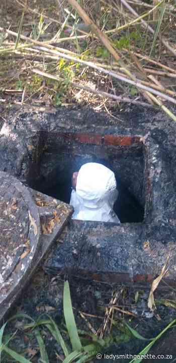 Ladysmith's notorious Stinkspruit cleared by uThukela - Ladysmith Gazette