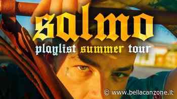 🎫 Salmo a Bibione - 3/07 - Biglietti e scaletta - Bellacanzone