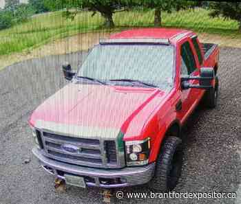 Have you seen this stolen pickup? - Brantford Expositor