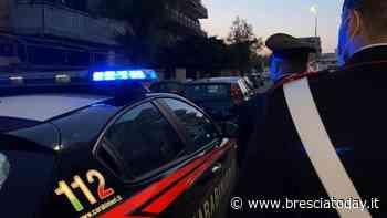 Martellate al muro per svaligiare il negozio: un arresto, due malviventi ancora in fuga - BresciaToday