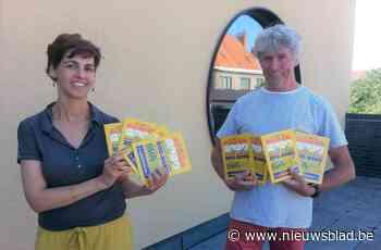 Schoolkinderen krijgen zomer-doe-boekjes mee (Sint-Laureins) - Het Nieuwsblad