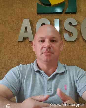 Presidente destaca trabalhos realizados pela Associação Comercial e Industrial de Siqueira Campos - Folha Extra