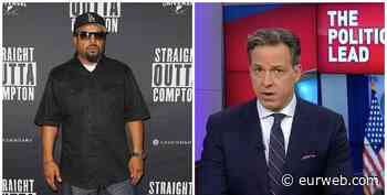 Ice Cube Tells CNN's Jake Tapper to 'Watch Your Mouth' After Farrakhan Criticism - Eurweb.com