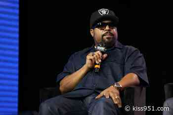"""Ice Cube Creates A """"Contract With America"""" To Address Racial Inequality - kiss951.com"""