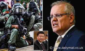 Chinese governments warns Australia after offering safe haven to Hong Kongresidents