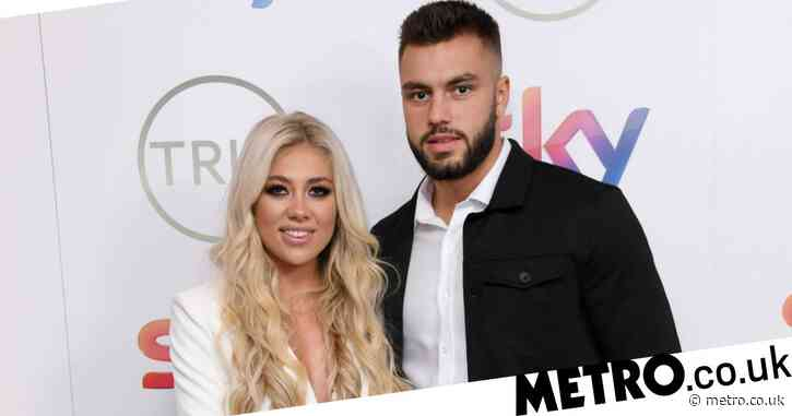 Love Island's Finley Tapp teases Paige Turley proposal and we're hearing wedding bells