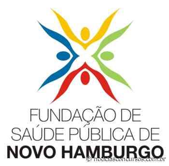 Fundação de Saúde Pública de Novo Hamburgo FSNH 2020: Último dia de inscrição! - Notícias Concursos