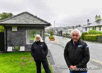 Keswick flood alleviation project officially unveiled - Cumbria Crack