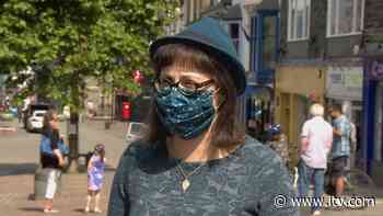 Keswick shoppers asked to cover their face while in stores   ITV News - ITV News