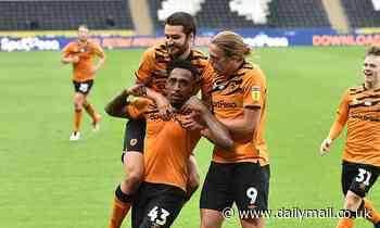Hull City 2-1 Middlesbrough: Mallik Wilks nets last gasp winner as Tigers climb out of bottom three