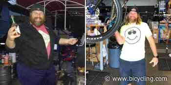Travis Stowers - How Cycling Helped Him Lose 168 Pounds - Bicycling